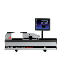 Trimos horizontal measuring bench