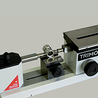 Measuring of precisions parts Trimos