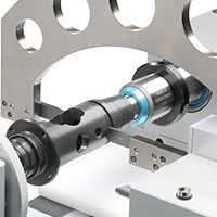universal instrument for the measurement of cylinder-shaped parts