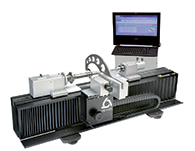 Twinner horizontal instrument for measuring cylindrical parts trimos